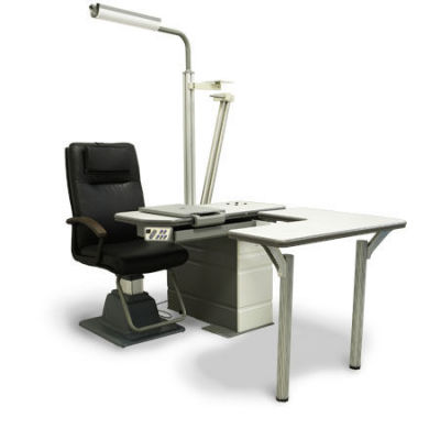 New Gilras Guevura Ophthalmology Chair And Stand For Sale