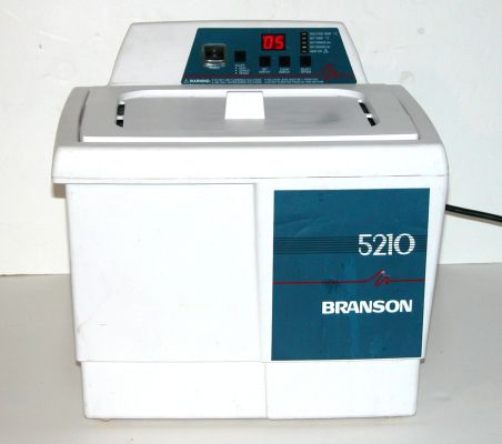 used branson 5210 mth ultrasonic cleaner for sale dotmed