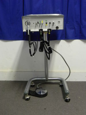 Used Adec A Dec Porta Cart Dental Laboratory For Sale