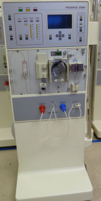 fresenius machine