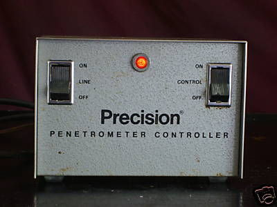 how to use a penetrometer