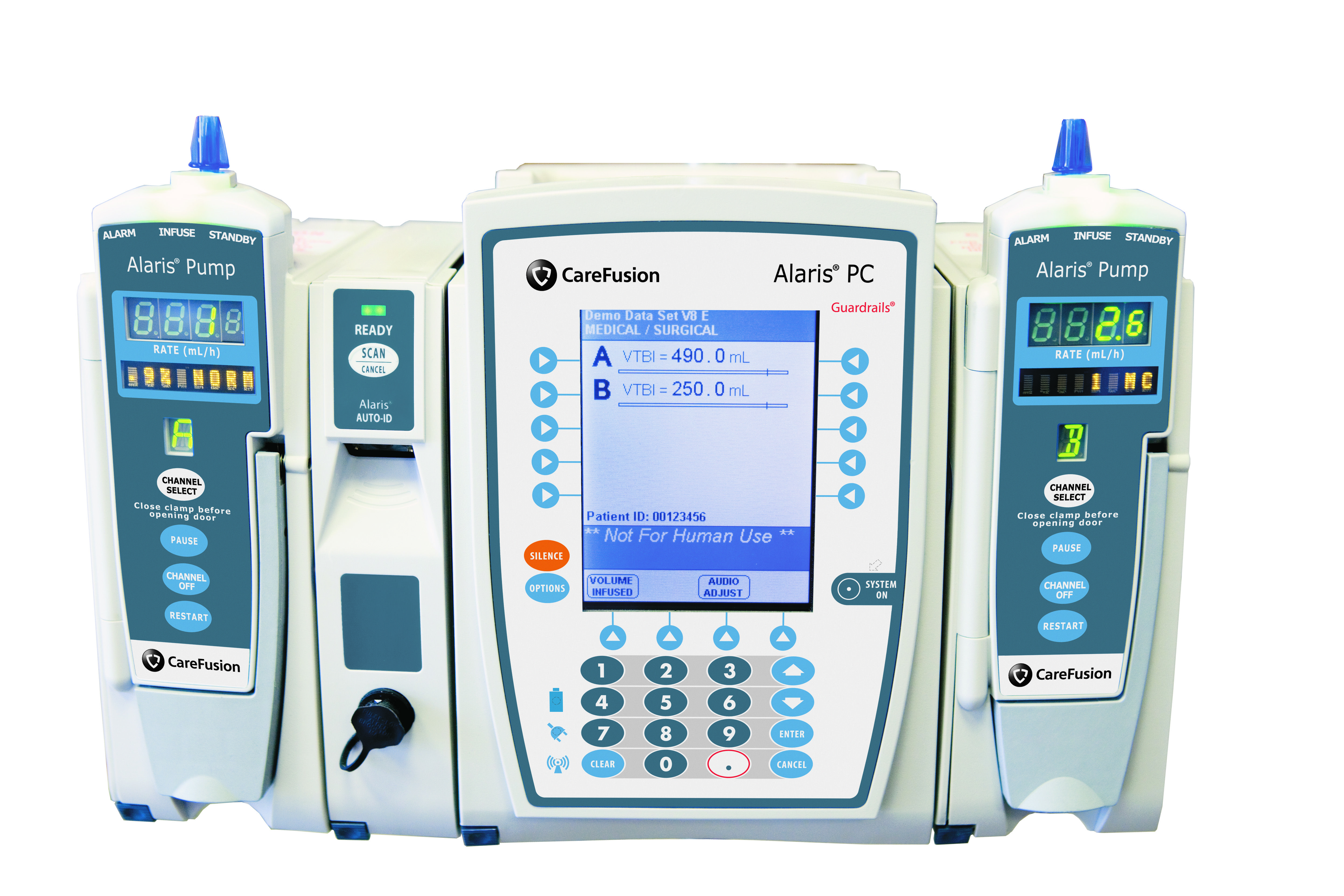 Carefusion Alaris Pump Iv Infusion Model Information