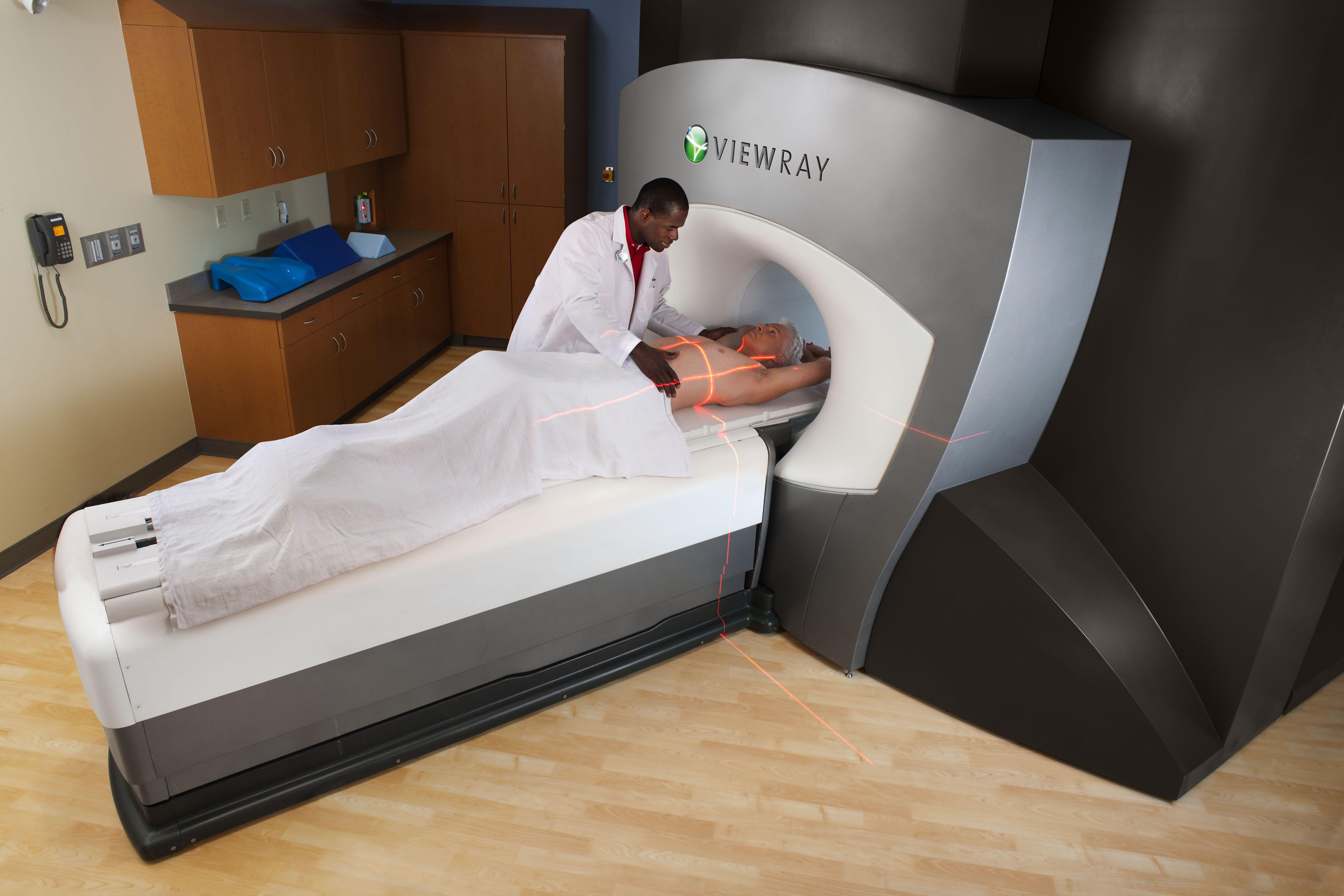 Viewray Mri Guided Radiation Therapy Technology