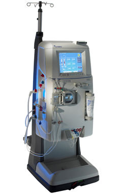 Gambro Phoenix X36 Dialysis Machine - Model Information