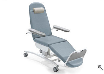 Likamed Base A4 Dialysis Chair Model Information