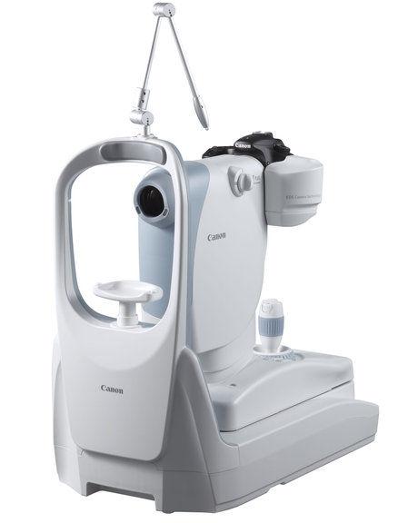 Endoscopy Lab Design: Canon Cr-2 Fundus Camera