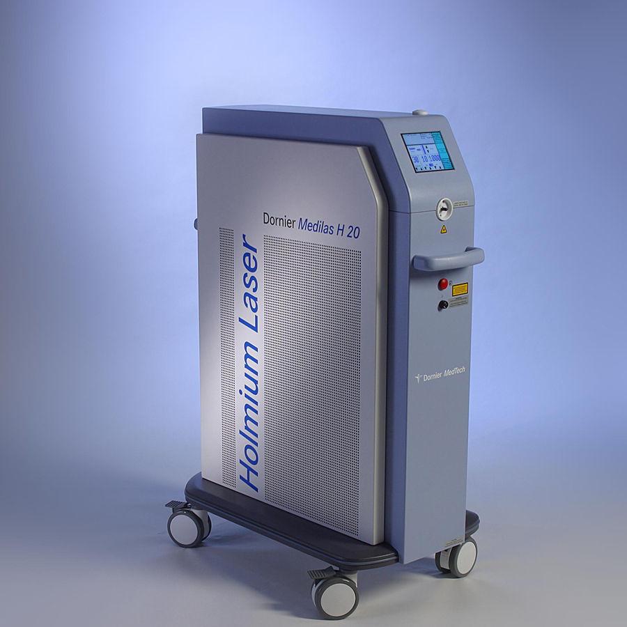 Holmium laser