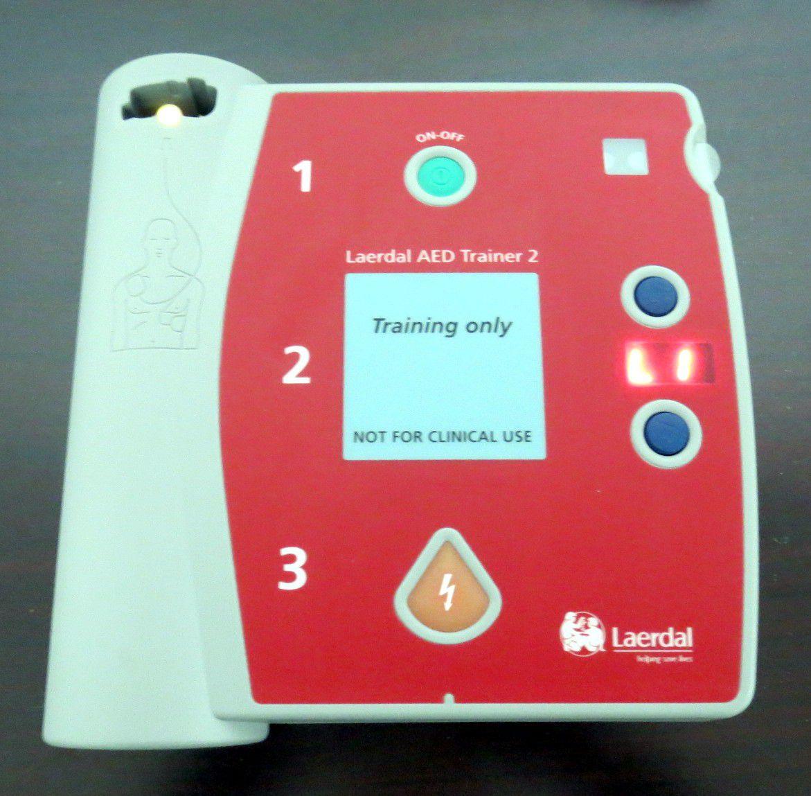 Laerdal Aed Trainer 2 Defibrillator - Model Information