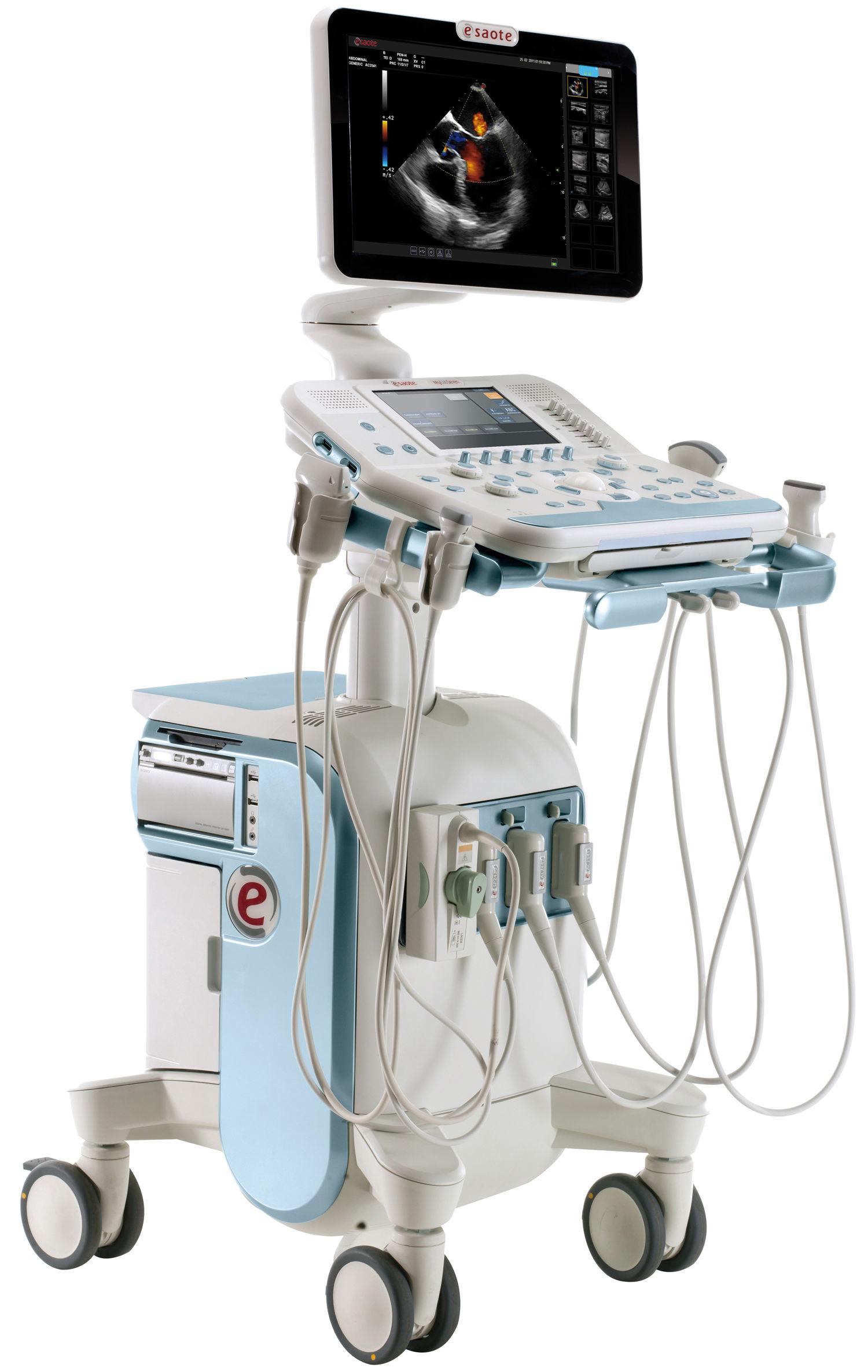 Endoscopy Exam Room: Esaote Mylab Seven OB / GYN