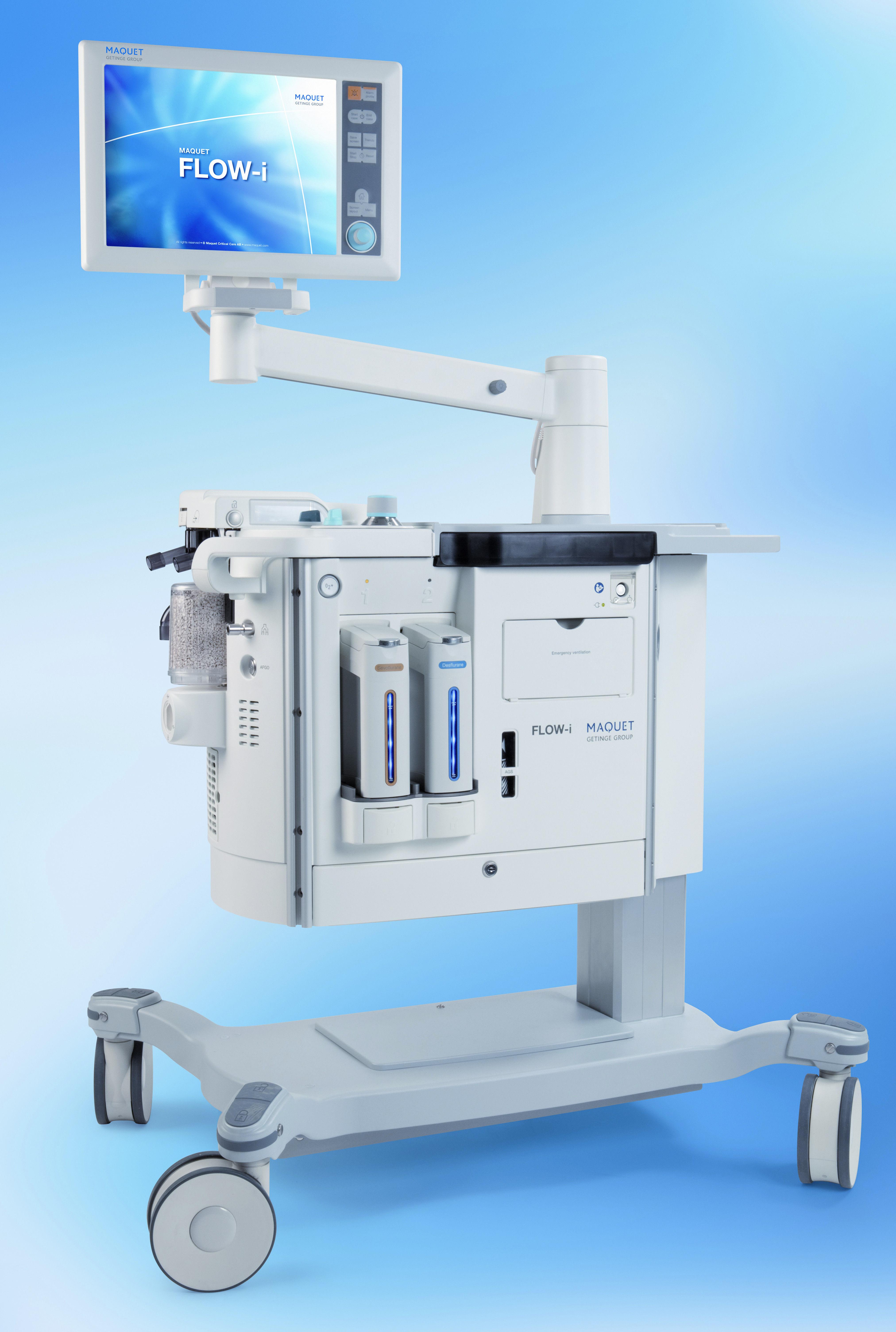 Maquet Flow I Anesthesia Machine Model Information