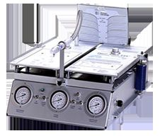 Michigan Instruments Model 5600i Ttl Dual Adult Training And Test Lung  Patient Simulator - Model Information