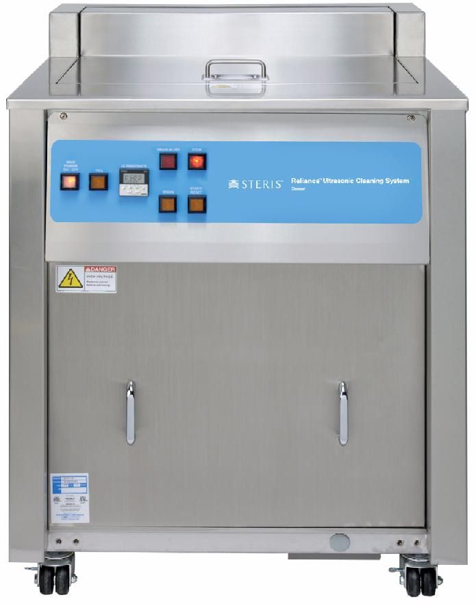 Endoscopy Cleaning Room: Steris Reliance Tabletop Sonic Cleaners Ultrasonic Cleaner