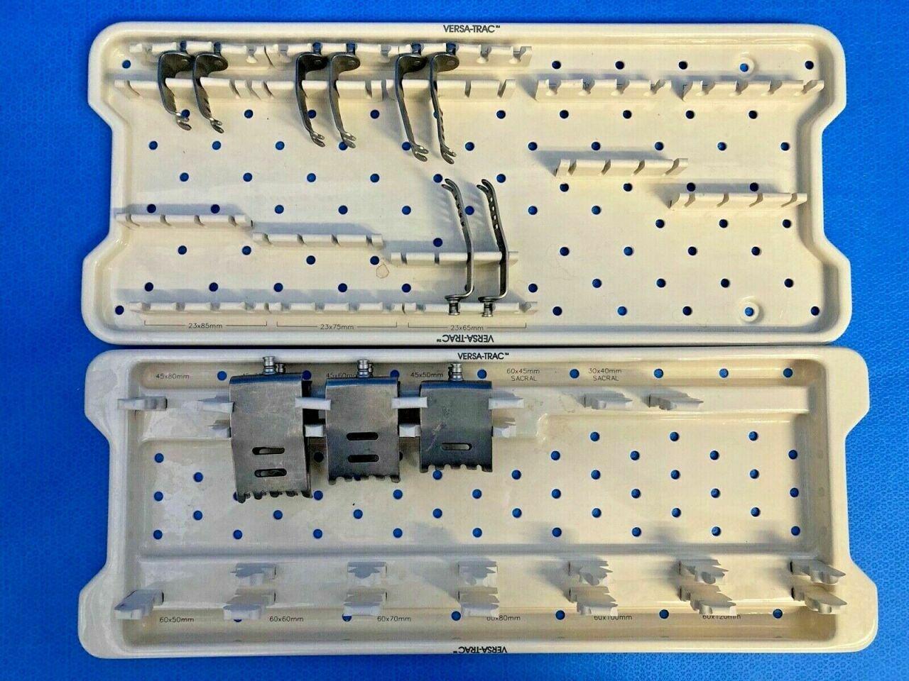 V. MUELLER Versa Trac Lumbar Retractor System Neurology