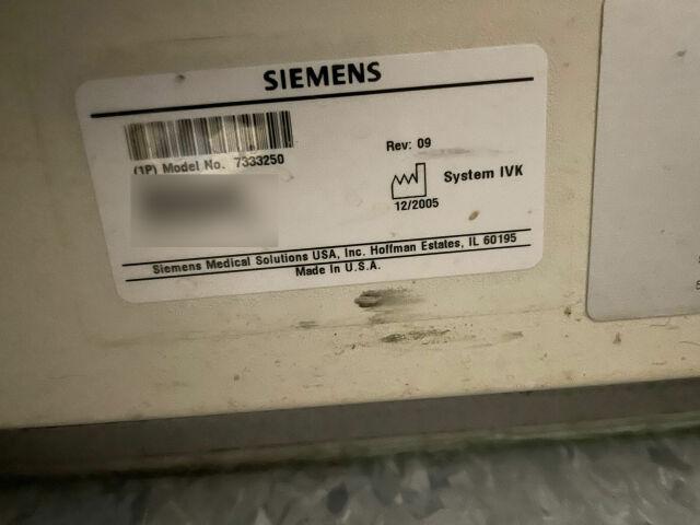 SIEMENS E-CAM Signature series Dual Head Nuclear Gamma Camera