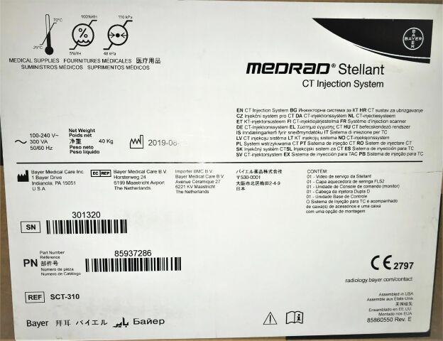 MEDRAD Stellant Injector CT