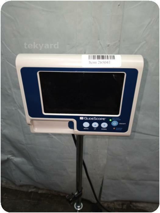 VERATHON Glidescope Portable GVL Surgical Video Monitor