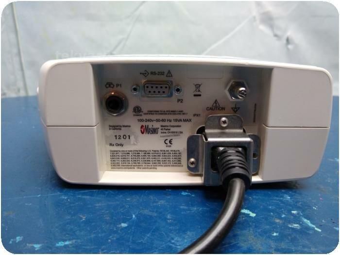 MASIMOSET Rad-87 Signal Extraction Oximeter - Pulse