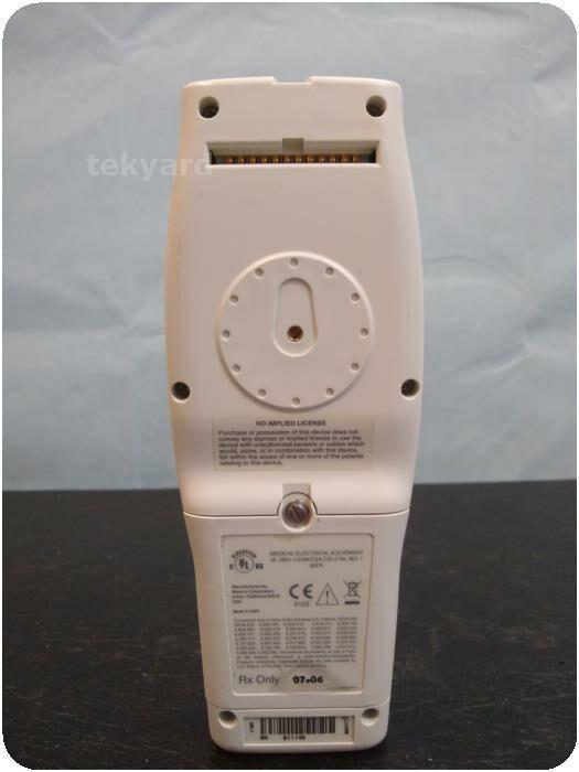 MASIMO Radical-7 Signal Extraction Oximeter - Pulse