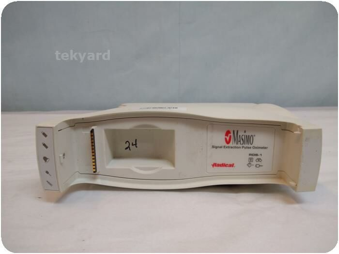 MASIMO Radical Signal Extraction Oximeter - Pulse