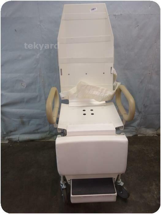 BENNETT TREX MEDICAL Women's Imaging Table Digital Imaging System