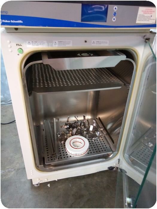 FISHER SCIENTIFIC FFC0300TABB Isotemp Laboratory CO2 Water Jacketed Incubator