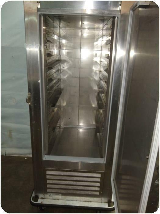 FWE Air Screen Refrigerator Freezer