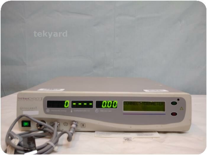 ETHICON Gynecare ThermaChoice II Uterine Balloon Therapy Unit