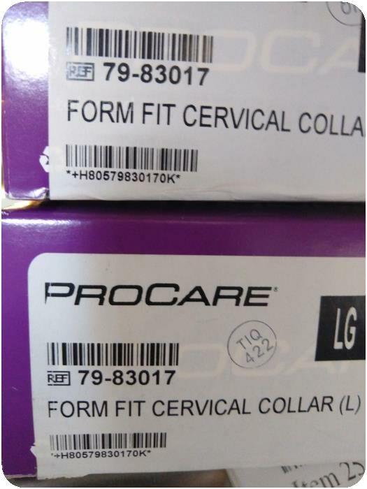 PROCARE 79-83017 Form Fit Cervical Collar