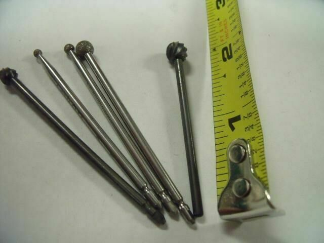VARIOUS MISC  LOT OF 5 BITS