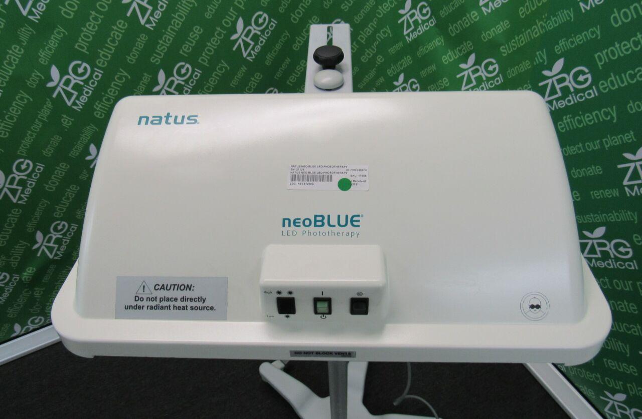 NATUS Neo Blue LED Phototherapy Lamp