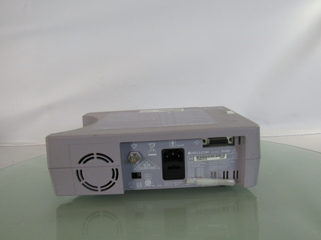 NELLCOR N-600 Oximeter - Pulse