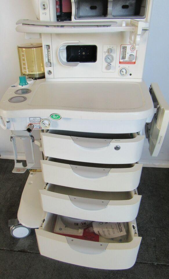 GE DATEX-OHMEDA AISYS Anesthesia Machine