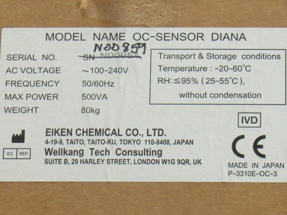 EIKEN CHEMICAL Diana OC-Sensor