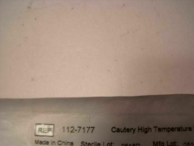HENRY SCHEIN 112-7177     Electrosurgical Unit