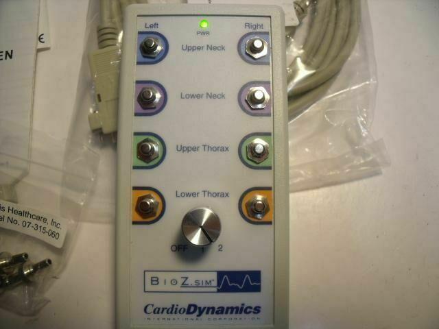 CARDIO DYNAMICS BZ-4575 BIOZ.SIM    Muscle Stimulator