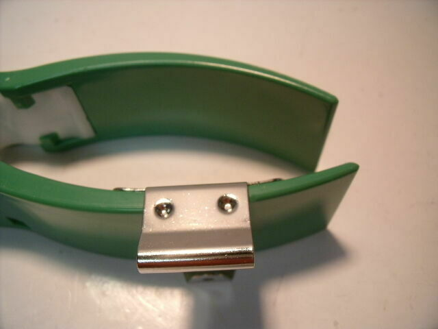 UNBRANDED GREEN  GREEN MEDICAL CLAMP