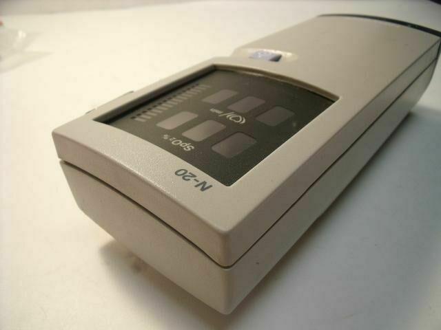 NELLCOR N-20E     Pulse Oximeter Tester