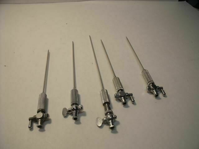 VARIOUS VARIOUS  VERRES NEEDLE AND SHEATH