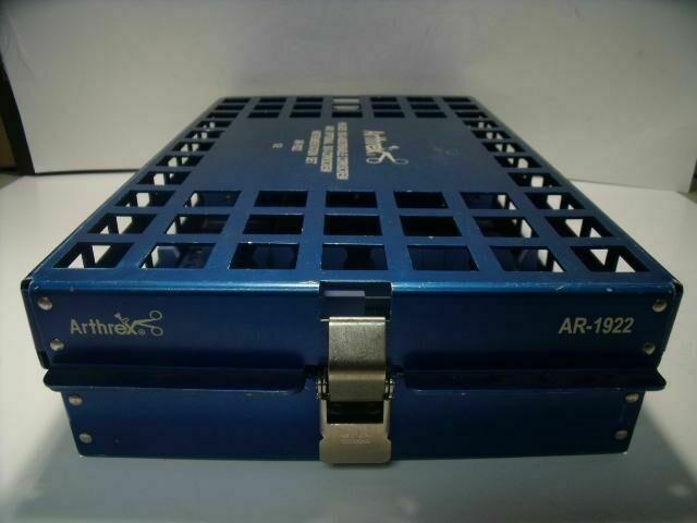 ARTHREX AR-1922     Surgical Cases