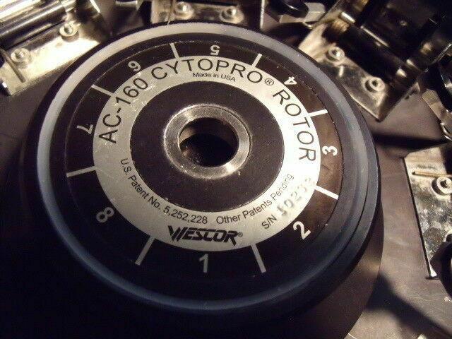 WESCOR Aerospray 7320 Centrifuge