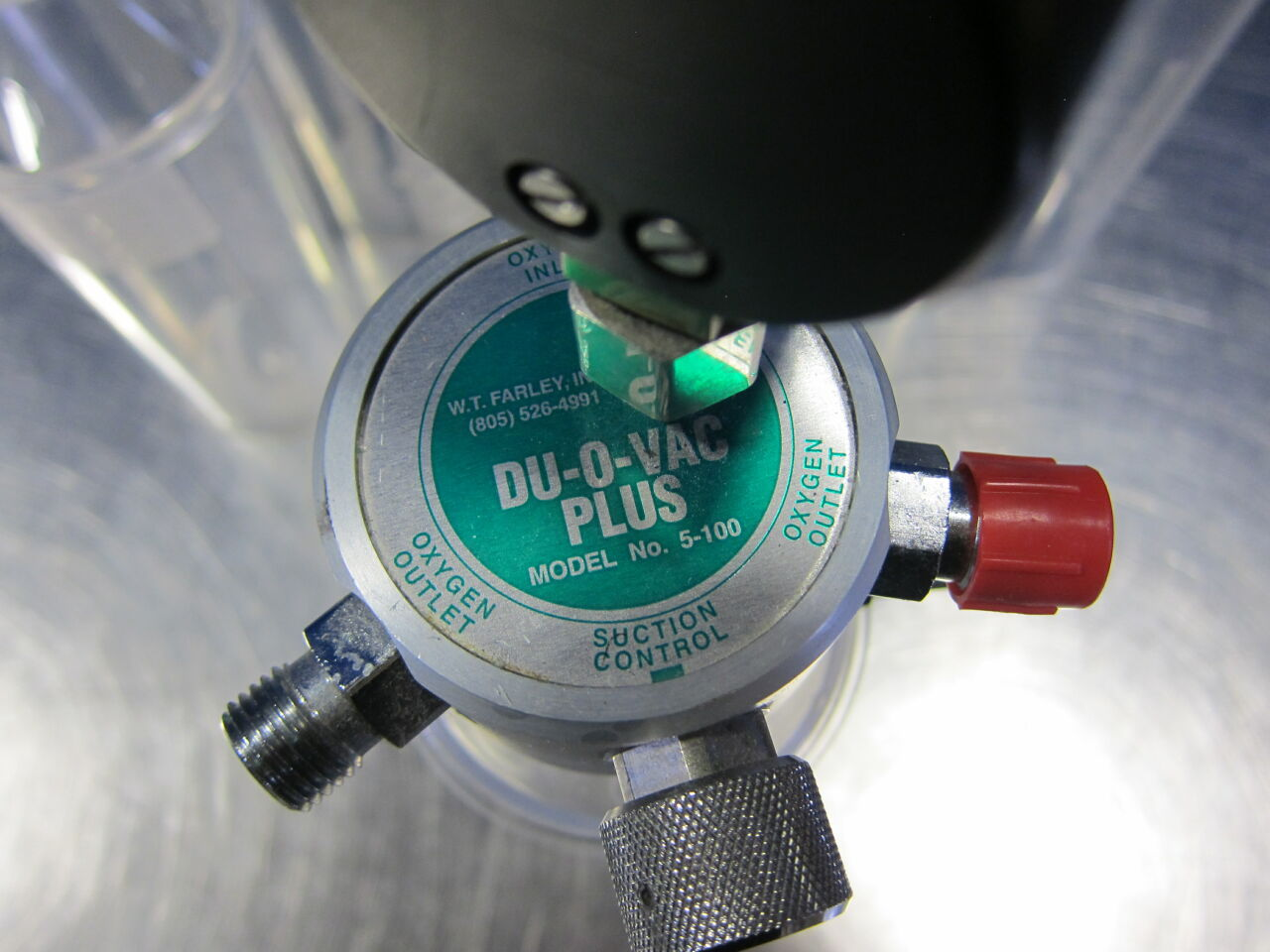 WT FARLEY INC Duo Vac Plus  - Lot of 6 Vacuum Equipment