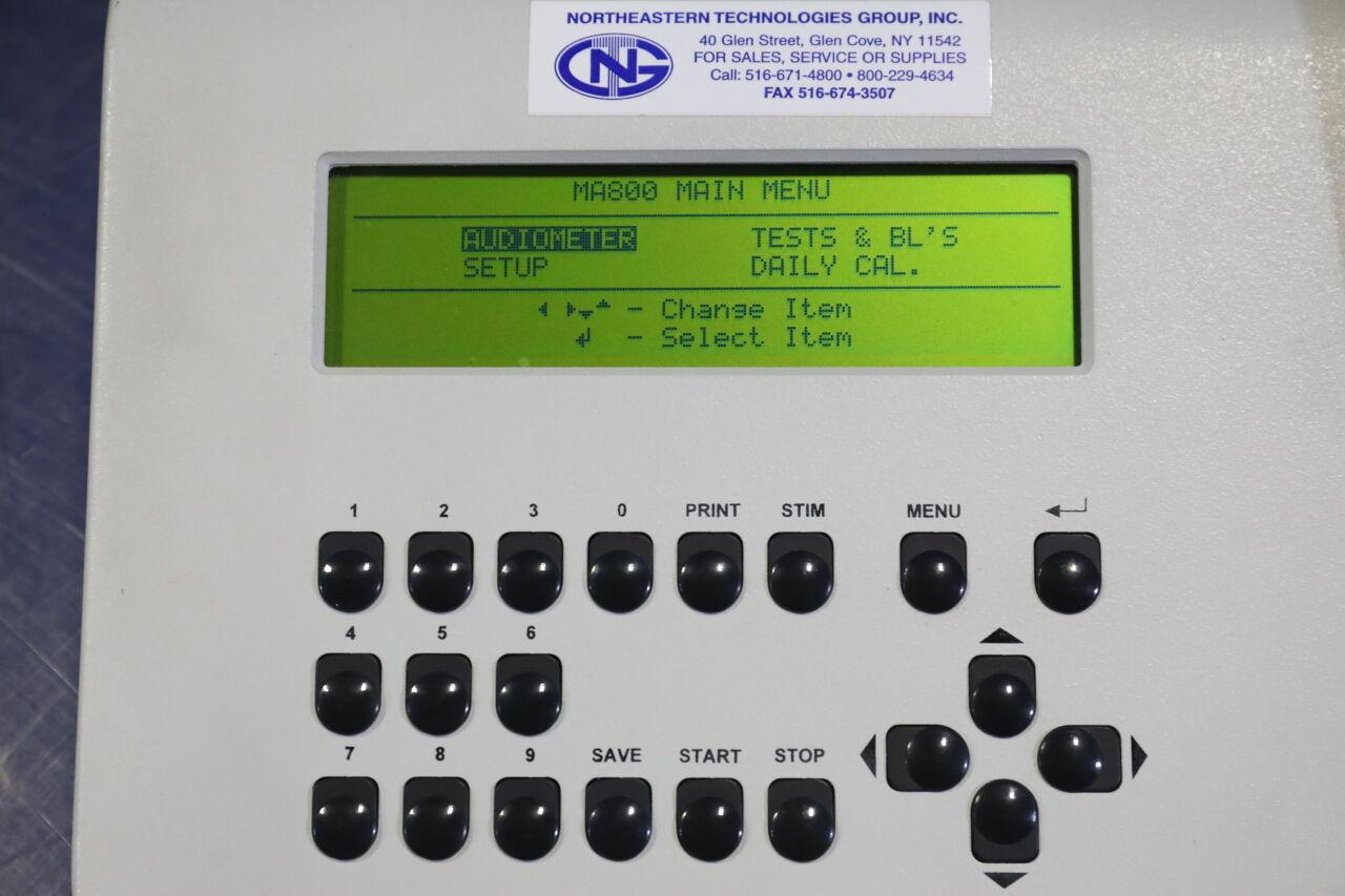 MAICO MA800 Audiometer