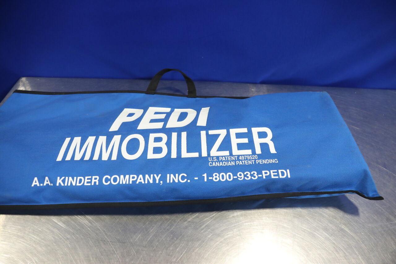 AA KINDER US Patent 4979520 Pedi Immobilizer