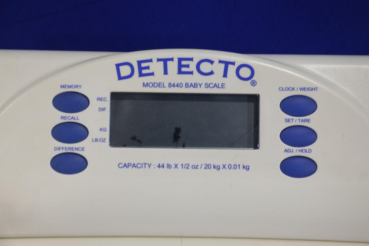 DETECTO 8440 Scale