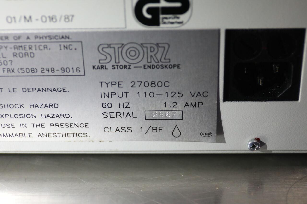 KARL STORZ Calcutript System Lithotripter