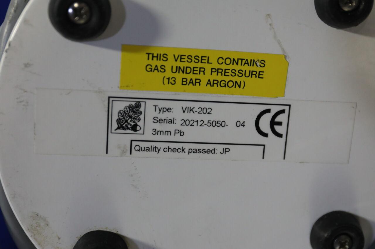 NUCLEAR ASSOCIATES Cal/Rad Mark V 34-164 Dose Calibrator