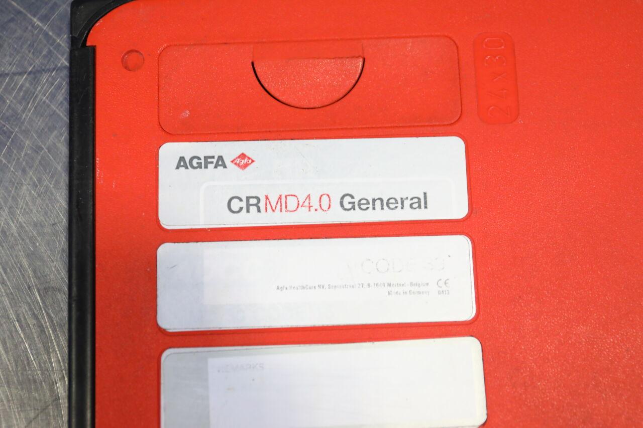 AGFA MD4.O CR Cassettes