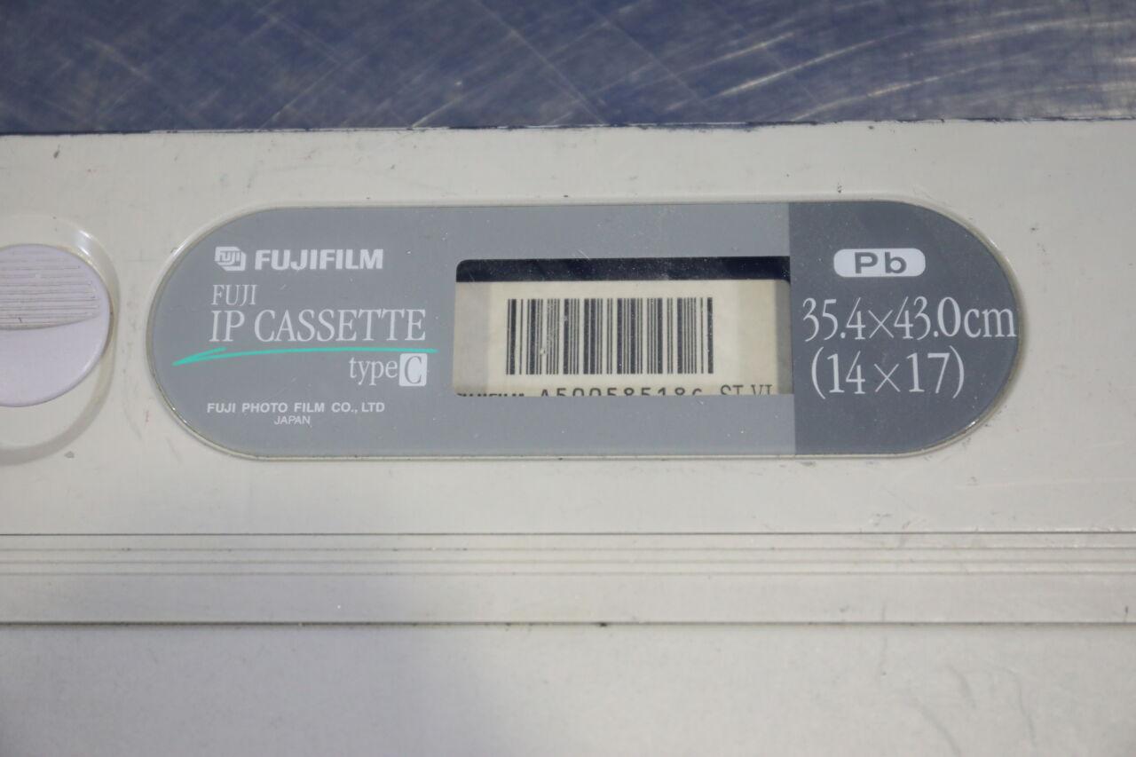FUJIFILM Type C CR Cassettes