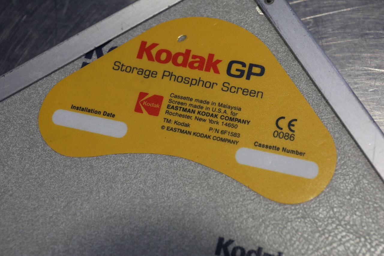 KODAK SP136 Screens for - Lot of 4 CR Cassettes