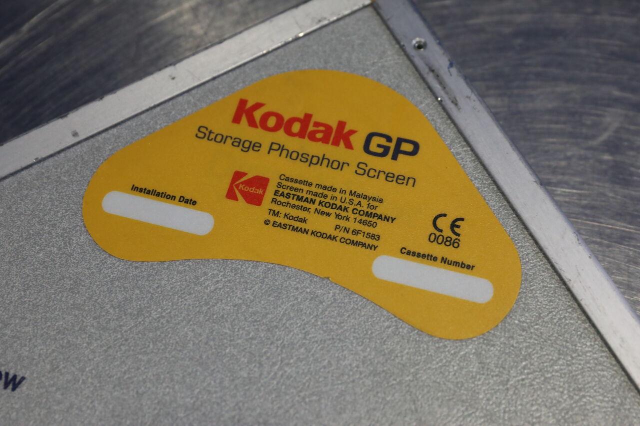 KODAK SP136 Screens for - Lot of 3 CR Cassettes